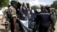 Suicide bomber kills dozen in Cameroon mosque   A suicide bomber killed 12 people and wounded at least one in an attack on a mosque in northern Cameroon on Wednesday officials in the Far North region said the latest attack in an area beset by violence linked to Nigerias Boko Haram. Cameroonian troops form part of an 8700-strong regional force created to defeat Boko Haram the militant group which has stepped up attacks outside Nigeria over the past year threatening regional security. The…