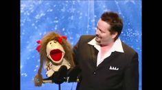 Terry Fator's first audition for America's Got Talent Season 2.