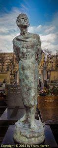 Grave of Léopold Kretz ~ Frans Harren Photography