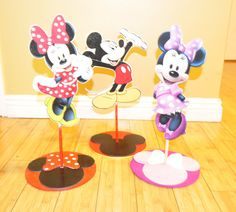 Mickey clubhouse Mickey and Minnie Inspired di SOUTHFLOWER