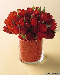Candy and Tulip bouquet