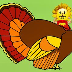 """Happy Thanksgiving from 7DaysOfSmiles.com #SmilesChallenge  """"Changing the world with kindness, one smile at a time!"""""""