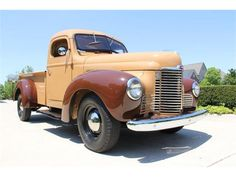 1949 International Pickup Truck