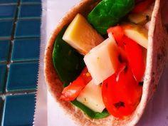 Vegetarian Recipe: Jackfruit Ceviche Tacos from www.RootsnGreens.net