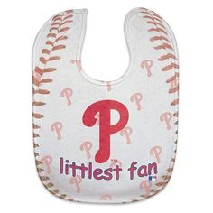 sale retailer 55832 bc3cf Philadelphia Phillies Baby Bib - Full Color Mesh Nba Merchandise, Bib  Apron, Baby Boy