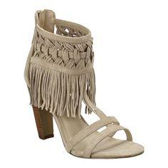 Nine West Fringe Sandal