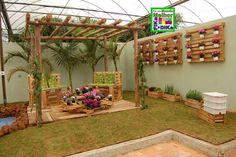 Fika a Dika - Por um Mundo Melhor: Decore seu Jardim 3