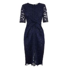 Whsitles Camilla Lace Dress, $320; whistles.com