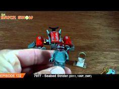 Lego Atlantis Striders, Atlantis, Lego, Youtube, Legos, Youtubers, Youtube Movies