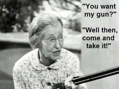 Granny says... Just Remember I'm A Sweet Innocent Southern Bell Still Tanning Jethro's Hide with That Hickory Switch