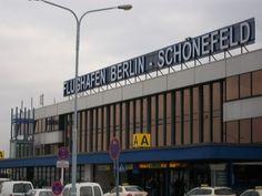Aeropuerto de Berlin. Schönefeld