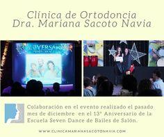Felicitamos a la ganadora de una valoración completa de su salud bucal en nuestra Clínica de #Ortodoncia Dra.Mariana Sacoto Navia.Estamos en Cornellá de Llobregat y Terrassa.