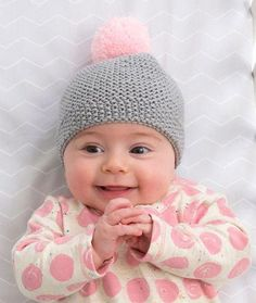 The Newborn Cozy Cap is the ideal free knitting pattern for babies. Your little one will feel snug as a bug in a rug wearing this knit hat made of quality yarn tested for harmful substances. The body of the hat is garter stitch with a seed stitch edging, and a contrast pom pom tops it off in style. If you're heading to a baby shower anytime soon, you don't want to miss this free knit hat pattern. The mommy-to-be will certainly love the care and thoughtfulness of your gift. Plus, the g...