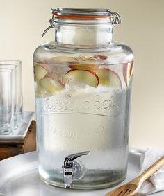 Look what I found on #zulily! Nantucket 2-Gal. Beverage Dispenser #zulilyfinds