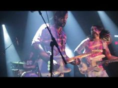 ▶ The Bright Light Social Hour - Shanty (New Year's Live) - YouTube