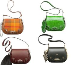 Hermès creates four exceptional Passe-Guide handbags for Christie's online auction @ http://baglissimo.weebly.com/