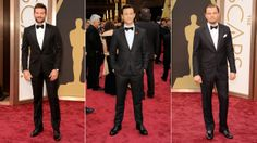 Hotties of the red carpet: Which men wore it best at the Oscars?