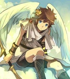 Pit Kid Icarus: Uprising