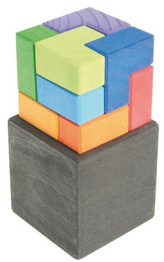 Puzzle Cube | Toys Naturally