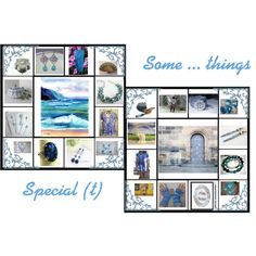 Some things SPECIAL (t) by bscozycottagecrafts on Polyvore featuring art
