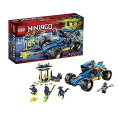 Lego 70731 - Ninjago Jay Walker One: Amazon.de: Spielzeug