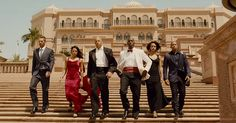 Seven Times Lucky and Filmed in Abu Dhabi: Fast And The Furious 7 Makes Its Debut at SXSW