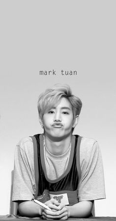 Mark Tuan GOT7