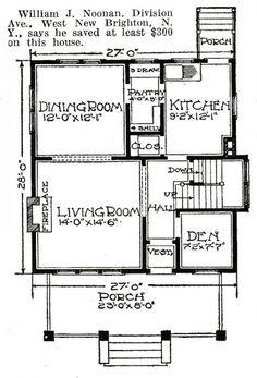 Fairly spacious house, too.