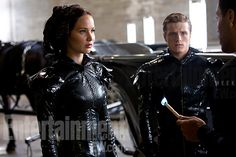 Have I said I'm excited for The Hunger Games? Because I am REALLY excited for The Hunger Games!!