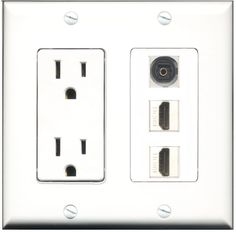 51 Best Custom Power Outlet Wall Plates by RiteAV images in 2017
