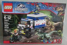Lego 75917  Jurassic World Jurassic park Raptor Rampage #LEGO
