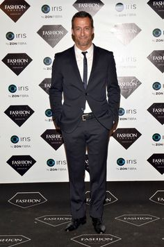 Luís Onofre, na Gala Fashion Awards 2011