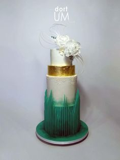 My biggest weding cake – tall for dental doctors. I tried to be original and creative. I hope, it looks elegant. Enjoy it. Beautiful Cake Designs, Beautiful Wedding Cakes, Beautiful Cakes, Amazing Cakes, Pretty Cakes, Cute Cakes, Fondant Cakes, Cupcake Cakes, Cake Story