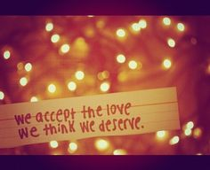The Perks of Being a Wallflower <3