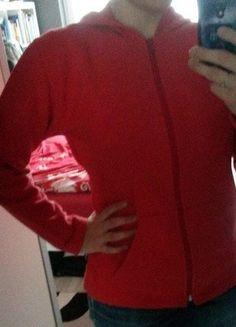 Kupuj mé předměty na #vinted http://www.vinted.cz/damske-obleceni/mikiny/13720631-cervena-mikina