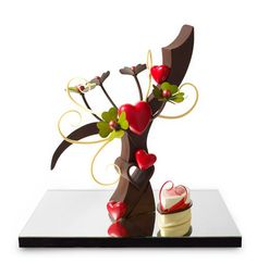 Too sweet...actual chef who did this is Arnouad Cadoret