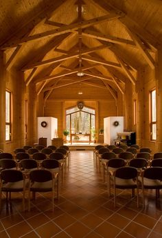 Japanese Church build in Thoma Holz100 system