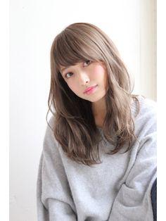 【GARDEN】アプリエカラーでハイ透明感グレージュ(田塚裕志) - 24時間いつでもWEB予約OK!ヘアスタイル10万点以上掲載!お気に入りの髪型、人気のヘアスタイルを探すならKirei Style[キレイスタイル]で。