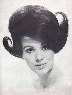 Vintage American Teen Girls Hairstyles Female Students