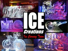 Ice Sculptures at Weddings created for us by Gary Knowles photography - read and sign up to his informative #wedding #photography #blog and gen yourself on more like this.