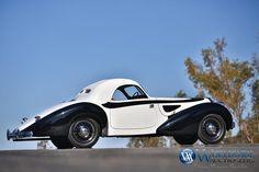 1937 Delahaye 135 M Coupe