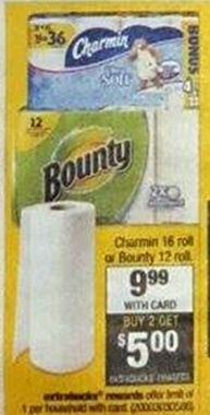 CHARMIN BATH TISSUE ONLY 18¢ PER ROLL AT CVS - STARTS 7/17 - PRINT YOUR COUPONS NOW!