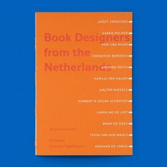 Book Designers From The Netherlands / Available at www.draw-down.com / Between 2010 and 2013 Brigitte Schuster interviewed thirteen prominent Dutch book designers reproduced here along with a wealth of images of the designers and their work much of which has never before been reproduced. The conversations offer a fascinating look into the world of book designers who belong to different generations and whose work has been shaped by different experiences. What emerges is an intimate look into…