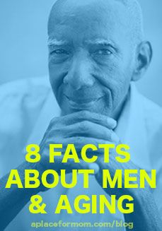 8 Facts About Men and Aging