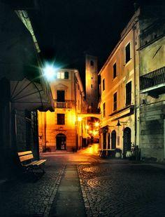 #Noli e il suo centro storico