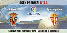 Prediksi Villarreal vs Sporting Gijon 29 April 2017