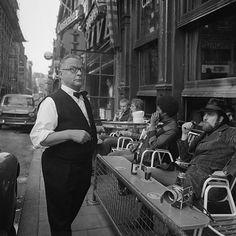 Vintage Barcelona: Leidseplein, late 60s