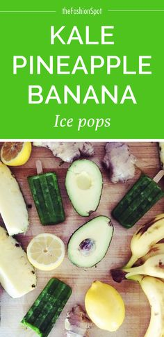 ice pop recipes that are actually good for you healthy ice pop recipes ...