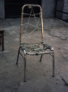 michael wolf(1954- ), bastard chairs: chair 22 http://photomichaelwolf.com/#bastard-chairs/18