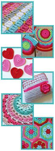 Petite Fairy: My crochet stitching